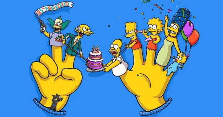 simpsons-25-anniversary-threadless